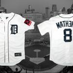 Eminem X Detroit Tigers Official Jersey