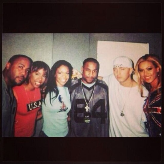 D12 & Destiny's Child