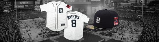 Eminem X Detroit Tigers: официальный мерчендайз