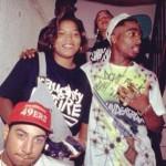 Kid Capri, Queen Latifah, & 2Pac