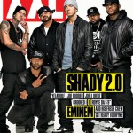 Eminem, Slaughterhouse иYelawolf на обложке журнала XXL (март 2011)