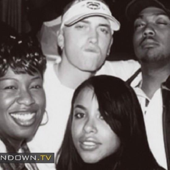 Missy Elliott, Eminem, Aaliyah, & Timbaland