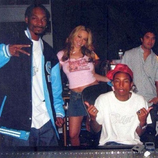 Snoop Dogg, Mariah Carey, & The Neptunes