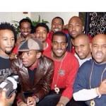 John Legend, J. Ivy, Yasiin Bey, Kanye West, Happy, GLC, Consequence, Dame Dash