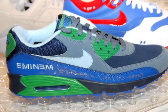 Eminem Nike Air и Air Max 90-х годов
