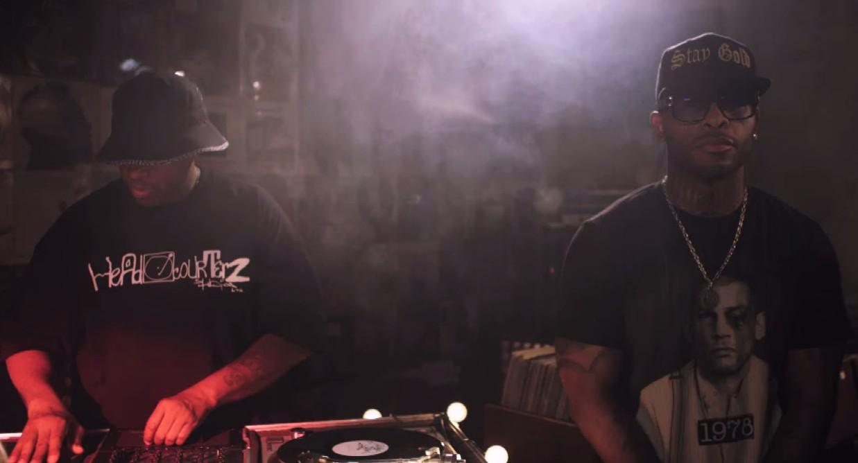 2014.10.23 - PRhyme DJ Premier And Royce Da 59 U Looz