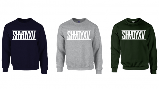 2014.10.29 - SHADYXV - Limited Edition Crewneck Sweatshirt