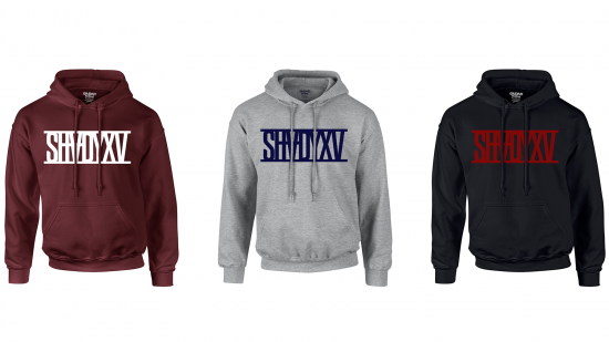 2014.10.29 - SHADYXV - Limited Edition Hoodie