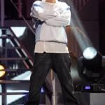 Eminem at 2009 VH1 Hip Hop Honors Show