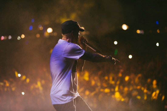 Eminem at Atlanta Music Midtown by Jeremy Deputat 11.10.2014 2