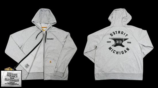 Eminem x Carhartt Zip Up Hoodie