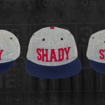 Shady X Ebbets Field Flannels Collection GET THE AWAY BASEBALL CAP