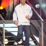 Eminem in Nike Air Max 95 Celebrity Feet – 2009 VH1 Hip Hop Honors Show