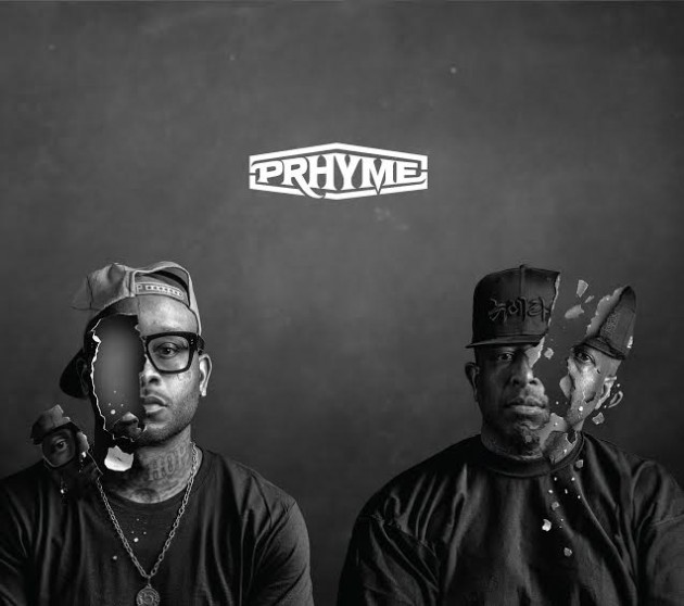 Royce and DJ Premier PRHYME Cover