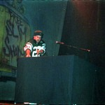 DJ Mighty Mi во время Европейского тура / DJ Mighty Mi during the European tour
