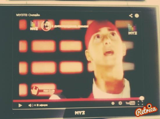 День Eminem на МУЗ-ТВ