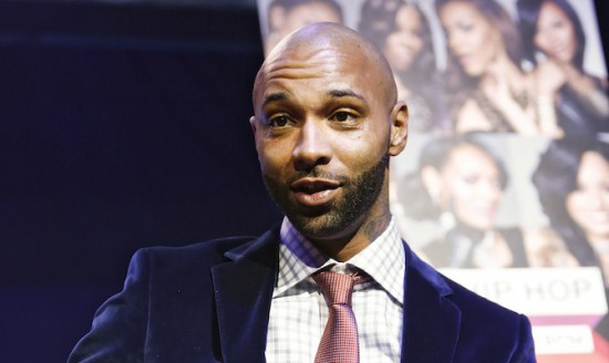 Joe Budden Getty 2014