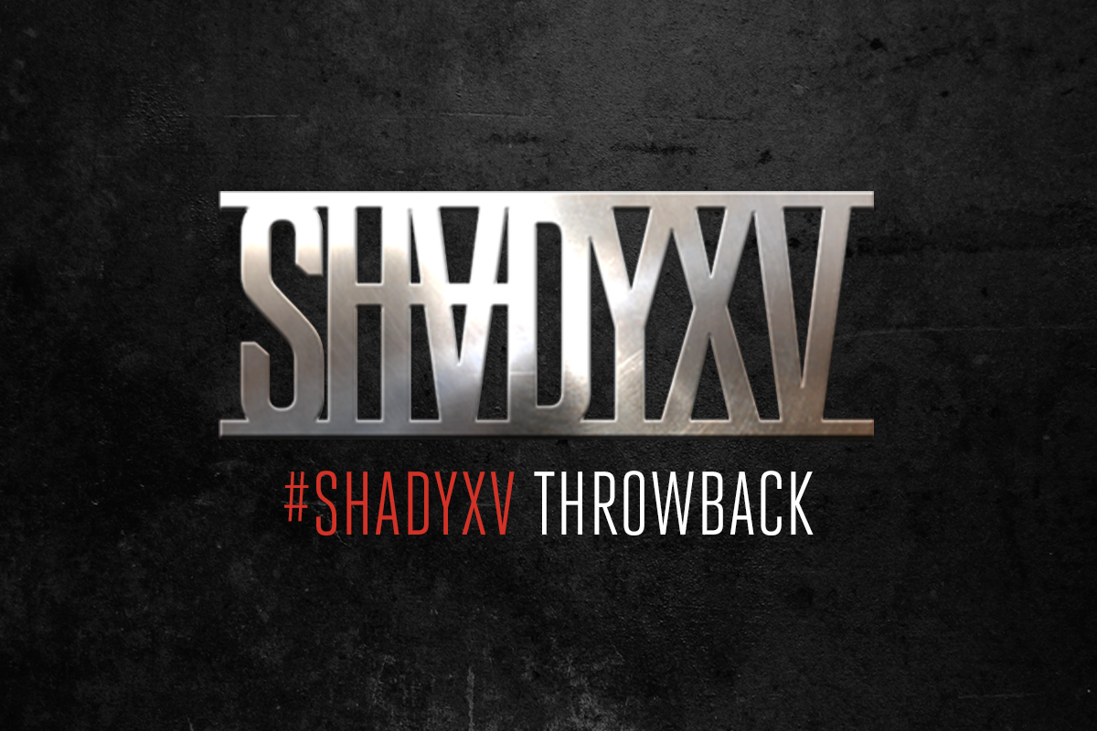 2014.10.29 - SHADYXV THROWBACK