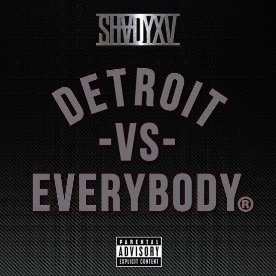 2014.11.11 - Shadyxv Eminem Detroit Vs Everybody