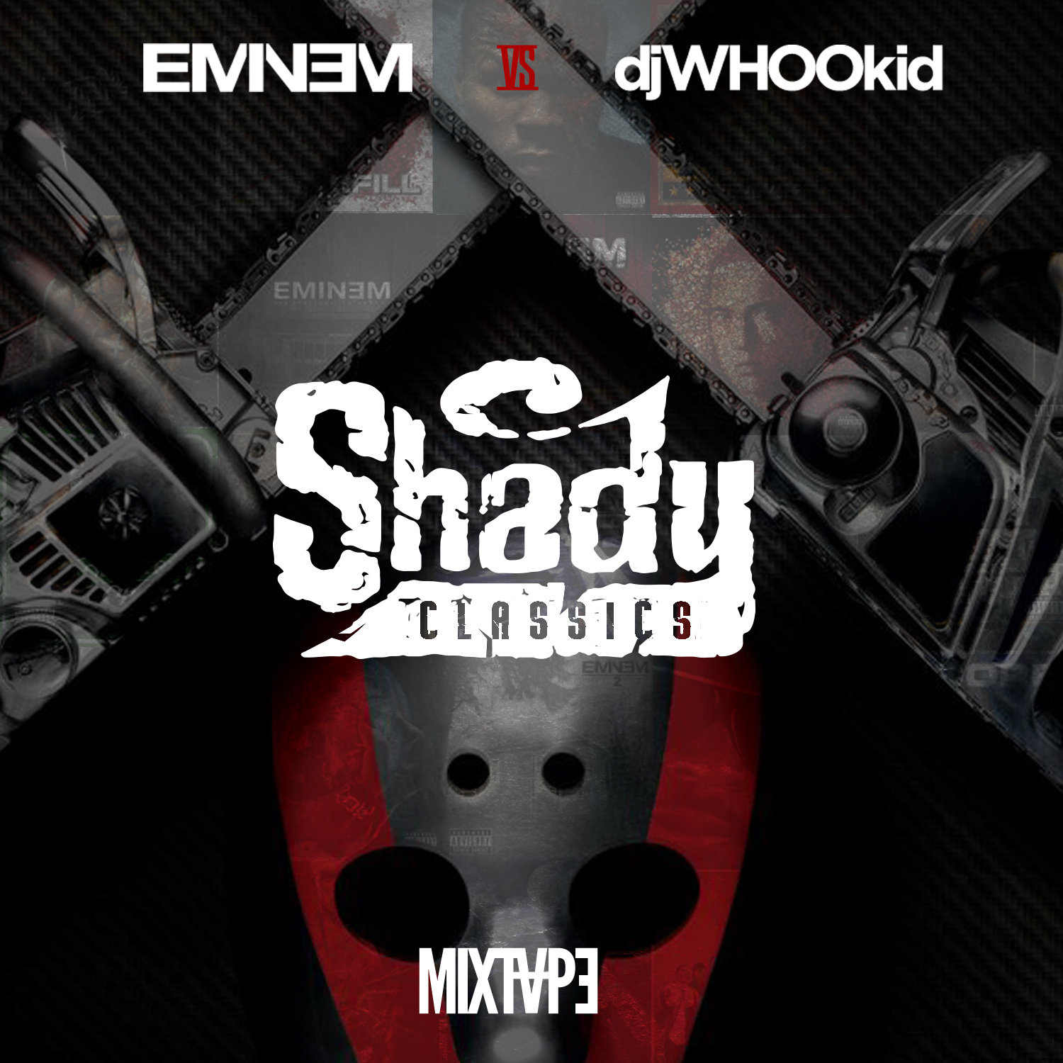 2014.11.22 - Eminem Vs. DJ Whoo Kid Shady Classics