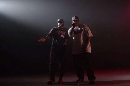 "2014.11.23 - PRhyme (DJ Premier & Royce Da 5'9"") - PRhyme Official Music Video"
