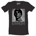 Eminem NO LIFE T-SHIRT (BLACK)