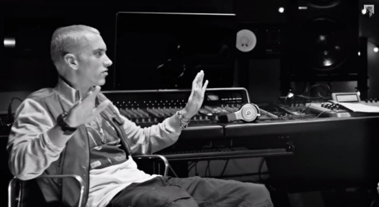 """WATCH: EMINEM – """"LOSE YOURSELF"""" – THE DEMO"""