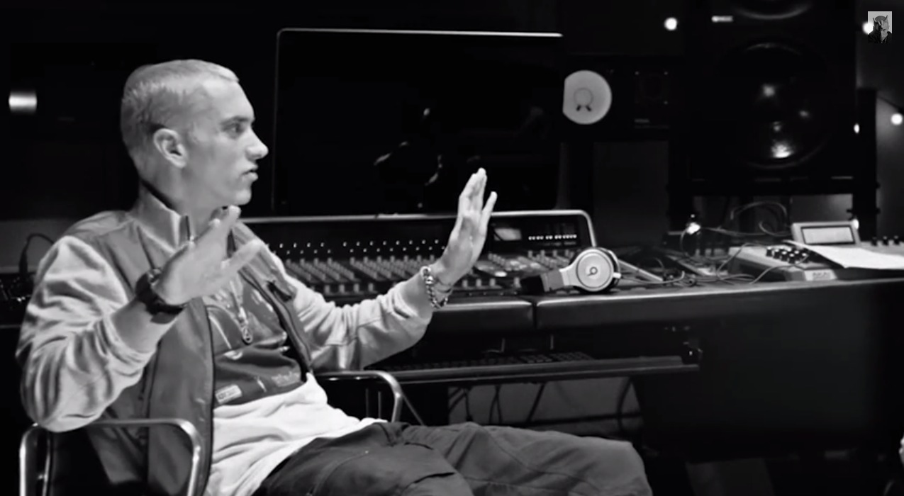 "WATCH: EMINEM – ""LOSE YOURSELF"" – THE DEMO"