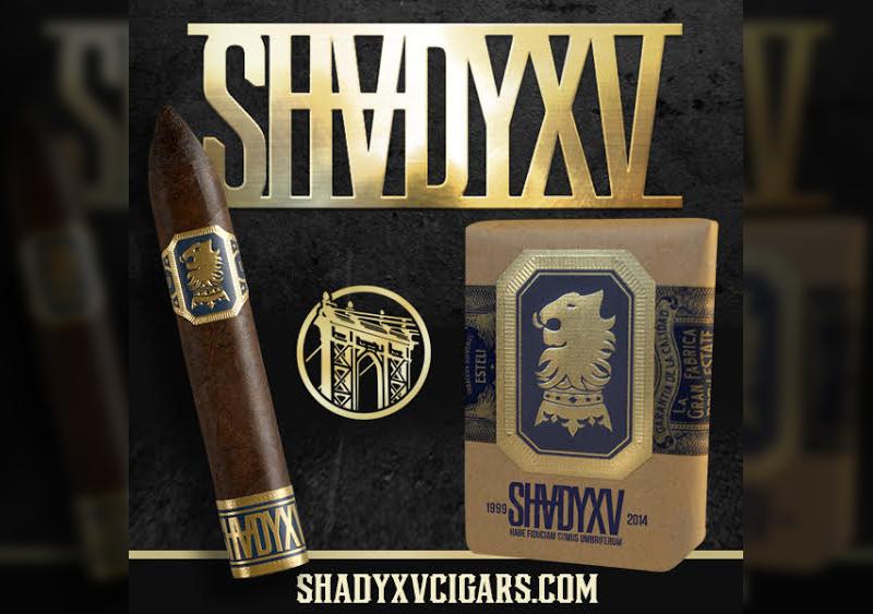 Shady Records и Drew Estate: Сигары UNDERCROWN SHADYXV