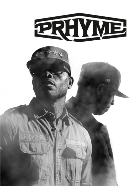 DJPremier иRoyce Da5'9″ PRhyme