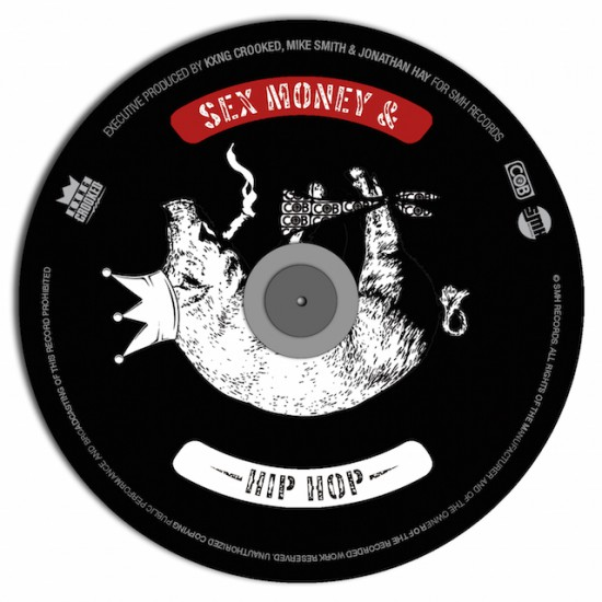 2014.12.05 - Crooked I – Sex, Money & Hip Hop Cover 1