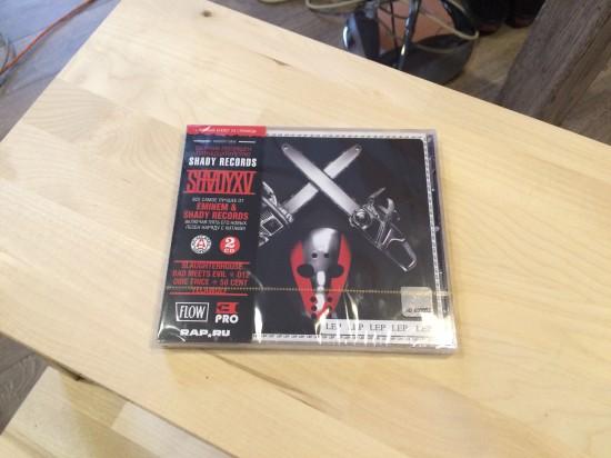 Eminem SHADYXV Russian Edition (Universal with Eminem.PRO)