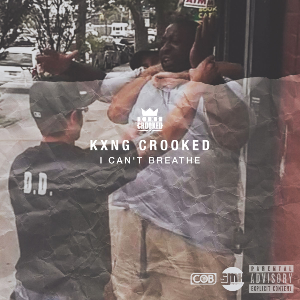 Kxng Crooked (Crooked I) – «I Can't Breathe» / «Я не могу дышать»