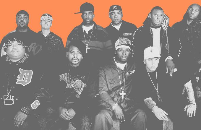 10 лучших совместных песен от артистов Shady Records