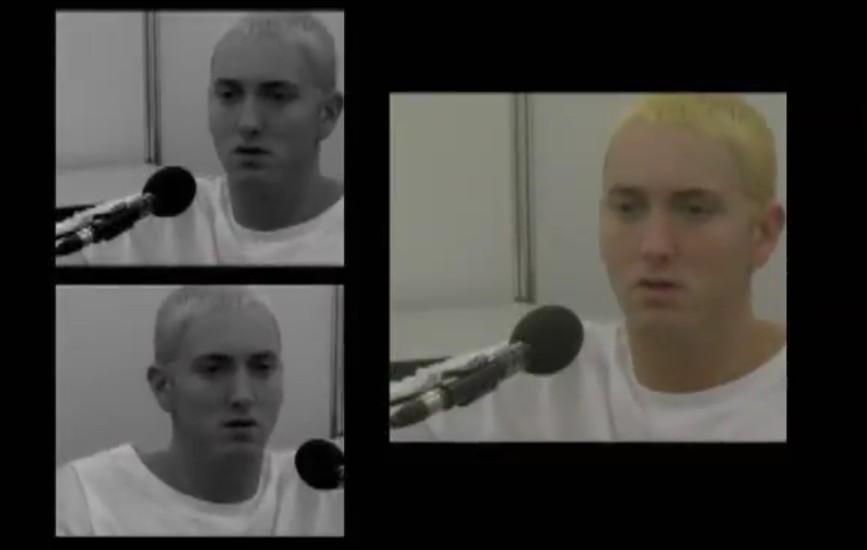 Vevo-канал Eminem'а опубликовано эксклюзивное интервью для CD:UK