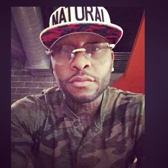 2015.01.13 - Royce Da 59 Studio oclock Slaughterhouse Glass House 2015