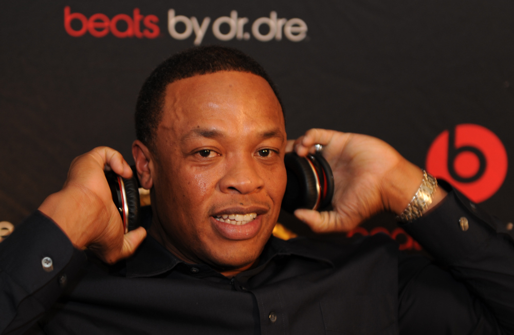 В 2014 году Dr. Dre зарабатывал по 20 долларов в секунду