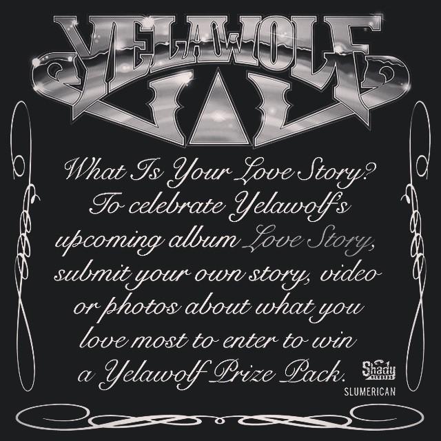 Конкурс от Yelawolf