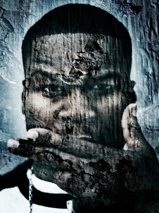 50 Cent by Nitin Vadukul