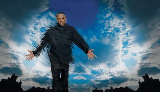 Dr. Dre by Nitin Vadukul