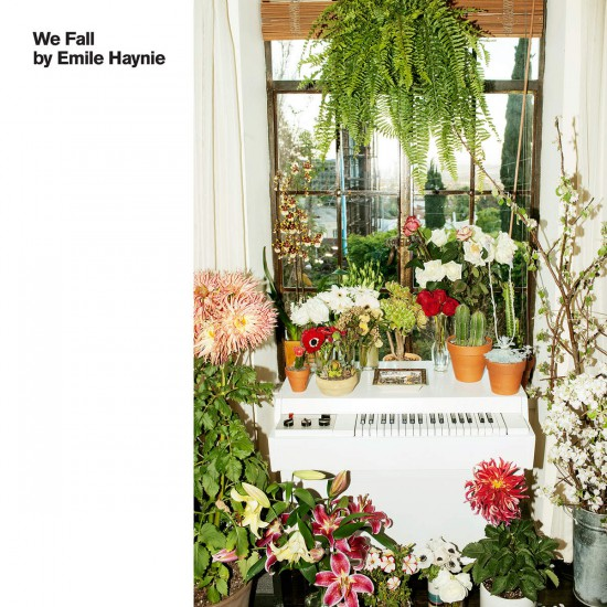 Emile Haynie - We Fall cover