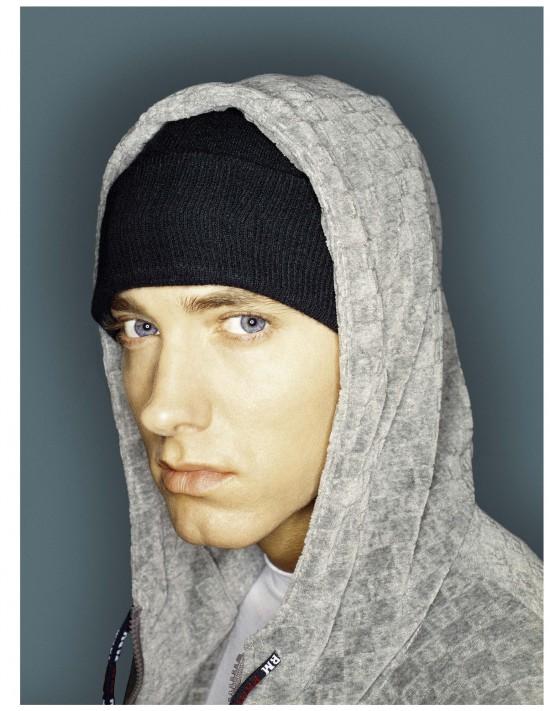 Eminem 4 by Nitin Vadukul