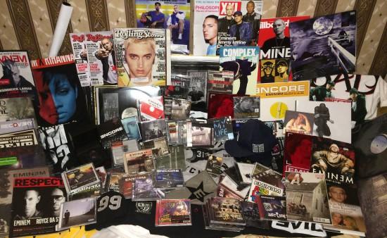 Eminem Pro Collection SHADYXV
