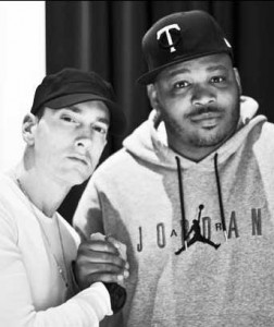 Eminem and SupaHotBeats