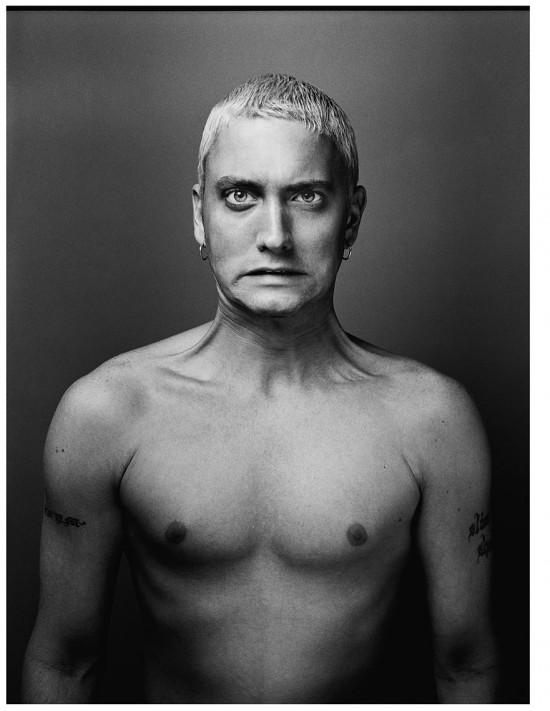 Eminem by Nitin Vadukul
