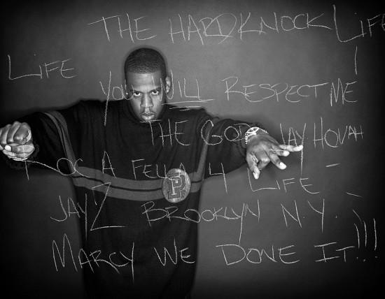 Jay-Z 2 by Nitin Vadukul