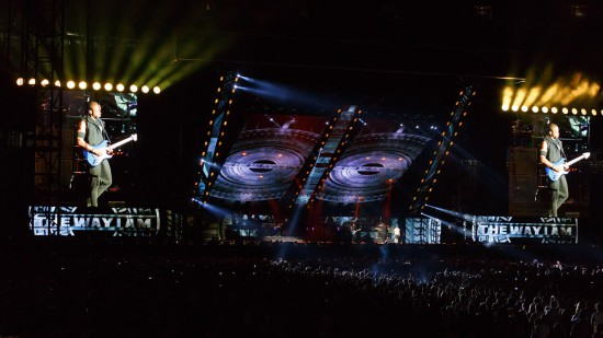 Eminem and Rihanna The Monster Tour Нью-Йорк