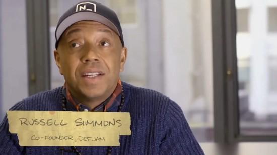 Russel Simmons сооснвоатель Def Jam
