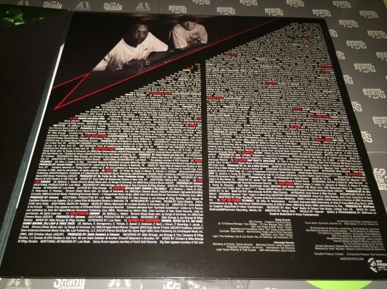 SHADYXV Vinyl by Eminem.PRO Eminem Shady Records