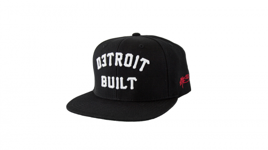 SSUR x Shady Records - Detroit Built Snapback